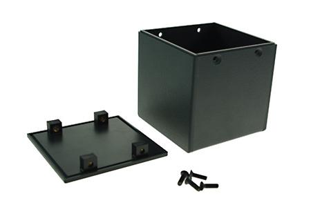 Box enclosure